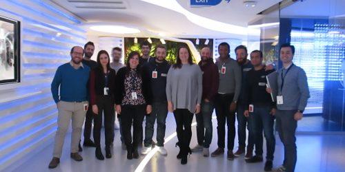 Studenti @InformaticaUnivAq presso IBM Roma